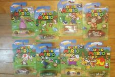 Hot Wheels Super Mario Complete 8 Car Set Nintendo 2016 Anniversary