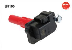 NGK Ignition Coil U5190 fits Subaru Liberty 3.0 R (BL), 3.0 R (BP)