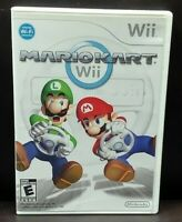 Mario Kart Racing 1-4 player - Nintendo Wii Wii U Game Working  Complete Tested