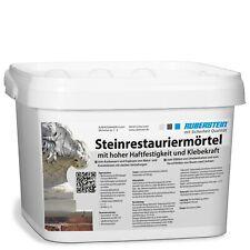 Ruberstein®  Steinrestauriermörtel in 21 verschiedenen Farben 5 kg im Eimer