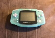 Glow In The Dark Green Nintendo Game Boy Advance GBA ~ Excellent! Fast Shipping!
