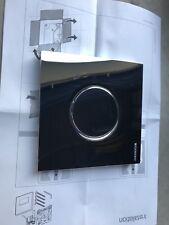 GEBERIT Urinal flush control pneumatic Sigma01 floss chrome