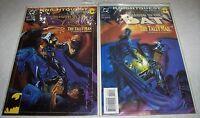 BATMAN Knightquest #19 and #20 part 1 & 2 THE TALLY MAN DC Comic Books
