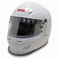 PYROTECT Ultra-Sport Duckbill X-Small White Helmet Snell SA2015 P/N 8200995