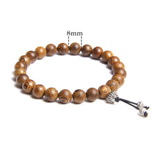 Bracelet Men Jewelry Pulseira Healing Balance Buddha Beads Reiki Prayer Yoga 154