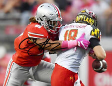 CHASE YOUNG SIGNED PHOTO 8X10 RP AUTOGRAPHED OHIO STATE BUCKEYES !