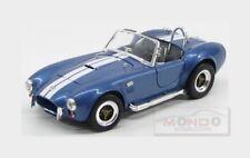Ac Cobra Shelby Cobra 427 S/C Spider 1964 Blue Met White LUCKY 1:18 LDC92058BL