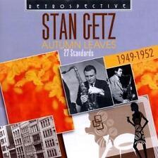 Autumn Leaves de Stan Getz (2014) - Classique