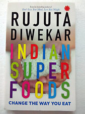 Indian Superfoods - Paperback  - by Rujuta Diwekar -Book worldwide shipping free
