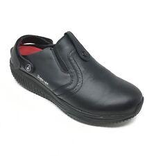 Women's Skechers Work Shape-Ups Shoes Sneaker Size 10 Black Strapped Nursing Z13