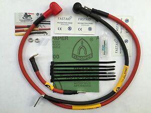 ES-06 Ducati Hi Cap Electric Upgrade Cable Kit - Multistrada 620 1000 1100