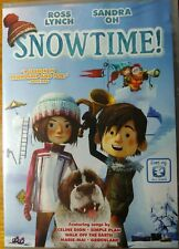 Snowtime! (New DVD) Widescreen Ross Lynch  Sandra Oh