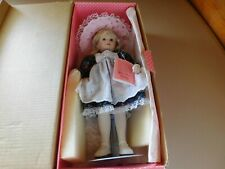 """Paradise Galleries 13"""" """"Kathy"""" Doll """"1st Musical Doll"""" New in Box Porcelain Doll"""