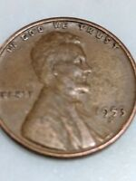 1953-P NGC MS65 RED Lincoln Wheat Cent! #ET
