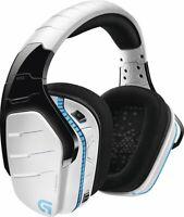 Logitech G933 Artemis Spectrum Gaming Headset - White   Brand New