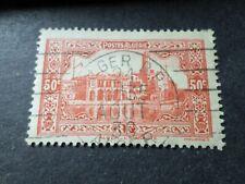 Algeria, 1937, Stamp 105, Obliterated round Postmark, VF Used Stamp