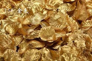 1000~5000pcs 40 Colors Silk Rose Flower Petals Wedding Party Confetti Decoration