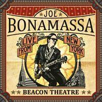 JOE BONAMASSA - BEACON THEATRE: LIVE FROM NEW YORK 2 VINYL LP NEU