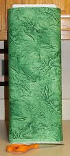 Christmas Green Legacy Texture Look Fabric by RJR Fabrics bty PRICE REDUCED