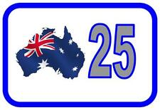House Door Number Sign Australia Design Metal Door Sign