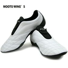 Mooto Wing'S Martial arts shoes/Taekwondo shoes/competition/White/B lack