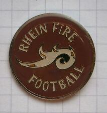 NFL / DÜSSELDORF RHEIN FIRE AMERICAN-FOOTBALL ... Sport-Pin (119j)