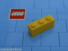 LEGO 3622 1x3 Brick GIALLO x 10 ** Nuovissimo LEGO *