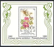 South West Africa 1990 Flowers/Plants/Nature  1v f/s Foundation Sheet (b7657)
