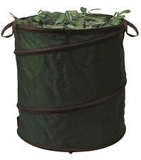 Bosmere G601 POP UP rifiuti giardino sacco 76 LITRO ERBA talee & POTATURA spazzatura