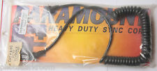 8-6C PC to PC Female - 5' Coiled Paramount Heavy Duty Sync Cord - NEW Old Stock