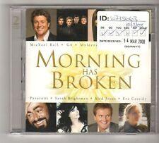 (FZ660) Morning Has Broken, 34 tracks various artists - 2008 double CD