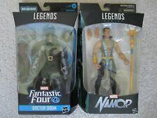Marvel Legends Super Skrull Series Dr. Doom and Walgreens Namor New!
