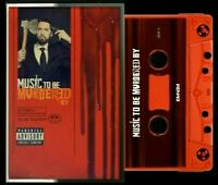Eminem Music To Be Murdered By Limited Edition Red Cassette 1 LeftREADY TO SHIP!
