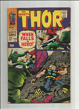 THOR #149 Grade 7.5 Silver Age find from Marvel Comics!