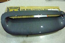 BMW MINI COOPER R50 R51 R52 R53 DESIGN BONNET CARBON WEAVE HYDRO DIP