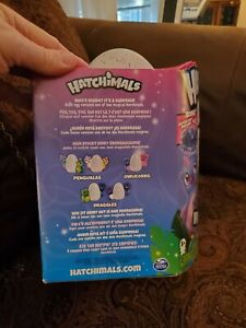 Hatchimals Penguala Pink Interactive Hatching Egg - Quick Christmas