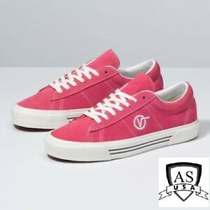 New Vans Sid DX Anaheim Factory Pink Sneakers Fashion Skate Size 10
