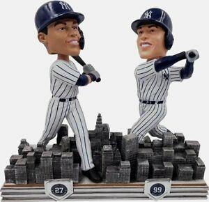 Giancarlo Stanton & Aaron Judge New York Yankees Dual Bobblehead - LE of 750!