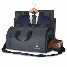 Bag Garment Bag for Dress Costume Compartment for Shoes Mens & Womens