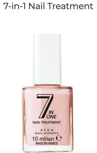 Avon Nail Experts 7 in 1 Nail Treatment  ~ Great Gift idea