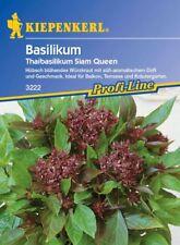 Kiepenkerl - Basilikum * Thaibasilikum Siam Queen * 3222 süß aromatisch