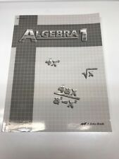 Abeka Algebra 1 (2nd Edition) Test/quiz Key