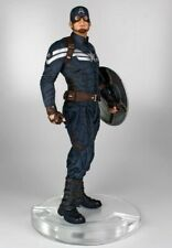 Gentle Giant Captain America Statue The Winter Soldier Marvel 1/4 Quarter Scale