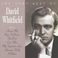 David Whitfield - The Very Best Of David W (NEW CD)
