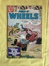 World of Wheels (1967) #19 FN Fine