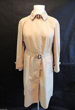 Aquascutum Vintage Trench Coat/Mac Coats & Jackets for Women