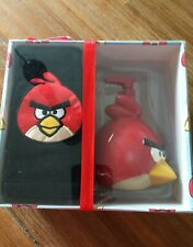 Angry Birds Lotion pump and fingertip towel Set New