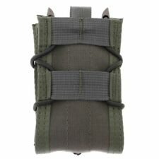 High Speed Gear 11TA00OD Taco MOLLE Compatible Rifle Mag Holder OD Green