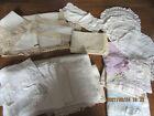 Antique+Linens+Large+Lot-napkins%2C+doilies%2C+runners-many+unused%2C+excellent%C2%A0