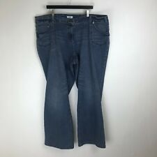 Cato Womens Denim - Straight Leg Dark Wash - Tag Size: 24W (45x32) - #5885